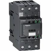 3p контактор everlink ac3 440в 50a, катушка упр. 24в dc, пружинный зажим Schneider Electric, LC1D50ABBE