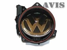 AVEL CCD штатная автоматическая камера заднего вида AVIS AVS325CPR (#108) для VOLKSWAGEN GOLF 6 / PASSAT B6 / PASSAT CC / SCIROCCO / TIGUAN / TOUAREG, инт