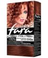 Русская Косметика Fara Classic Краска для волос 510А Красное дерево светлый