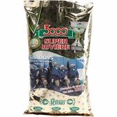 Прикормка Sensas 3000 SUPER RIVIERE Gardons ( Река, Плотва) 1кг