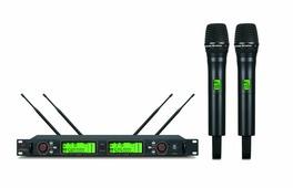 Arthur Forty U-9900C (UHF) Вокальная радиосистема с 2 ручными микрофонами