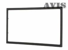 AVEL Переходная рамка AVIS AVS500FR для VOLKSWAGEN GOLF 4 / PASSAT B5 / BORA, 2DIN (#145)