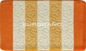 Комплект ковриков для ванной и туалета EUROBANO STRIPE 50*80+50*40 2 РС Azurit