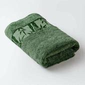 Полотенце для лица, рук или ног Ecotex Бамбук, зеленый