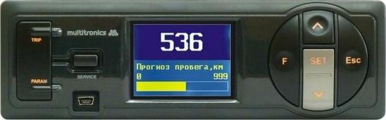 Multitronics CL-550
