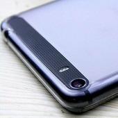 Силиконовый чехол Becolor TPU Case Grey Lenovo Phab Plus PB1-770N
