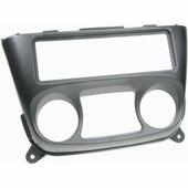 Переходная рамка для установки магнитолы Incar RNS-N02 - Переходная рамка Nissan Almera 01-05 1din (широкая)