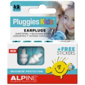 Беруши Alpine Pluggies Kids (1 пара)