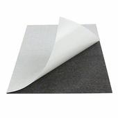 Магнитный винил 0,4мм с клеевым слоем 14х20см