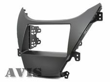 AVEL Переходная рамка AVIS AVS500FR для HYUNDAI ELANTRA (2011-...), 2DIN (#034)