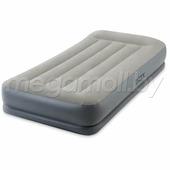 Надувная кровать Intex 64116 Pillow Rest Mid-Rise Airbed 99x191x30 см