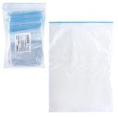 Пакет с защелкой (гриппер) Extra, 60ммх80мм, цена за упаковку 100 шт (А.D.M.)