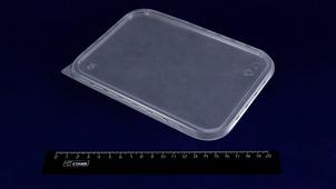 Крышка под контейнеры 500г - 2000г юпласт (25/500).1640/312up