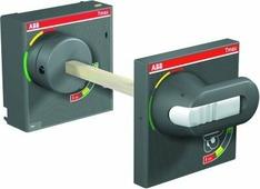 1SDA0 60411 R1 RHE T6 W STAND. RETURNED Рукоятка поворотная на дверцу ABB, 1SDA060411R1