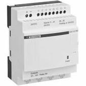 Интеллектуальное реле без дисплея, компакт., только LADDER, 6ВХ/4ВЫХ, ~100-240В, Schneider Electric, SR2D101FU