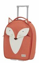 Детский чемодан Samsonite CD0*017 Happy Sammies Upright 45 *13 Fox Williwam