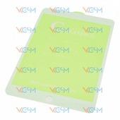 Защитная пленка для iPad mini/iPad mini 2 Retina/iPad mini 3 (полное покрытие, силикон) белая