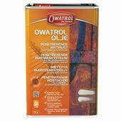 Проникающее масло Owatrol Deks Olje D1 5 л матовое для защиты дерева от гниения
