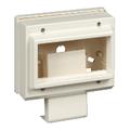 Коробка на 2 поста 45x45 д/мини-каналов Schneider Electric, ETK20680