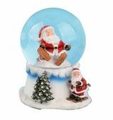 Снежный шар Дед Мороз Новогодняя Сказка
