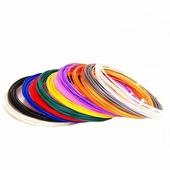 Unid Набор пластика для 3D-ручки, 12 цветов