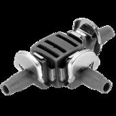 Gardena Соединитель Т-образный для разветвления шланга (4,6 мм, 10 шт.)