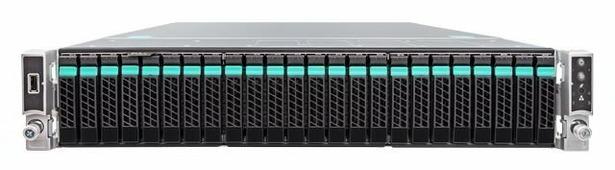 "Сервер Intel R2224WFTZSR 2U Intel Xeon Gold/Silver/Bronze 19"""
