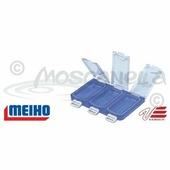 Коробка MEIHO WP-3 для мелких аксессуаров, 115*73*18мм