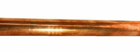 Труба для лофт проводки D22 медь, RMP-22M Retrika