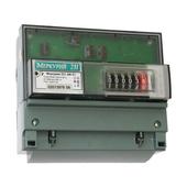 Счетчик э/энергии 3-фаз. 5 - 60А Меркурий 231 АМ-01 к.т.1.0, 1-тар. электр. на ДИН-рейку
