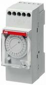 Реле времени AT2-7R Электромеханическое недельное реле времени с резервом питания, 16А, 230В AC, 1ПК ABB
