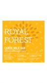"""Шоколад из необжаренного кэроба """"ROYAL FOREST"""", 75 г"""