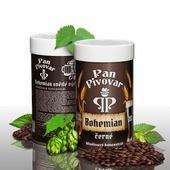 Pan Pivovar Пивной концентрат Bohemian Темное