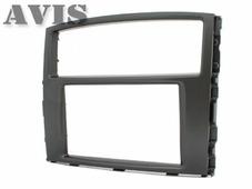 AVEL Переходная рамка AVIS AVS500FR для MITSUBISHI PAJERO 4, 2DIN (#094)