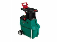 Садовый измельчитель BOSCH AXT 25 D (2500 Вт, фрезы, 175 кг/ч, ветки до 40 мм, вес 31.3 кг)