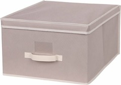 "Короб для хранения ""Handy Home"", цвет: бежевый, 40 x 50 x 25 см"