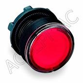 Головка красной кнопки 22мм с подсветкой Schneider Electric, ZB5AW343