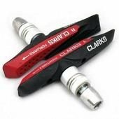 Тормозные колодки v-brake Clark s комбинированные CPS-958