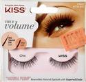 Kiss True Volume Накладные ресницы Lash Chic KTVL03C