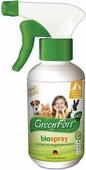 """Био-спрей """"GreenFort Neo"""" для кошек, кроликов и собак, от клещей, блох, вшей, власоедов, комаров, слепней, 200 мл"""
