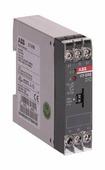 Реле времени ABB CT-ERE Реле времени задержка вкл. 24В AC/DC, 220-240В AC (временной диапазон 0.3..30мин.) 1ПК ABB, 1SVR550107R5100