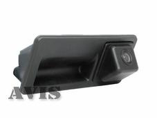 AVEL CCD штатная камера заднего вида AVIS AVS321CPR (#003) для PORSCHE CAYENNE II (2010-...), интегрированная с ручкой багажника