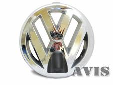 AVEL CCD штатная камера переднего вида AVIS AVS324CPR для VOLKSWAGEN (#122)