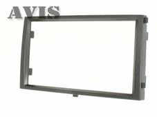 AVEL Переходная рамка AVIS AVS500FR для SSANGYONG REXTON, 2DIN (#118)