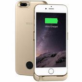 Чехол-аккумулятор для iPhone 8P/7P/6Plus 5000мАч GOLD
