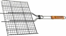"""Решетка-гриль Palisad """"Camping"""", антипригарная, 26 х 35 см"""