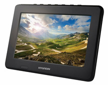 Портативный Цифровой Телевизор-Плеер Hyundai H-LCD900
