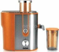 Соковыжималка BBK JC060-H02 оранжевый/серебро