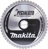 Диск пильный для дисковой пилы 235х30 50T сэндвич панелей, Makita