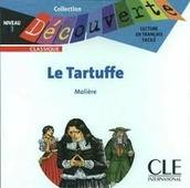 Le Tartuffe Audio CD Only. Level 3